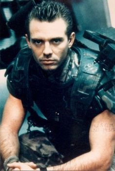 Aliens...Michael Biehn