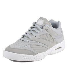 Nike Mens Air Tech Challenge IV Low Wolf GreyWhite Tennis Shoe 10 Men US    0fb0b26a98