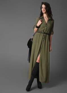 acbab2314dcbe Baştan Yaratan Tasarımlar Gömlek Elbise Online Satın Al   Baştan Yaratan  Tasarımlar   Markafoni Rahat,