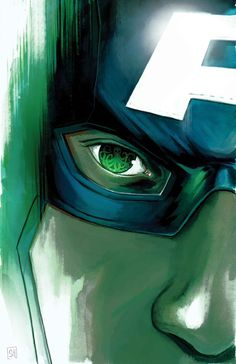 Captain America: Steve Rogers #7 by Stephanie Hans *