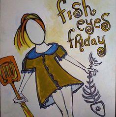 fish eyes friday | Flickr - Photo Sharing!