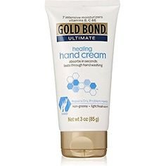 Gold Bond Hnd Crm Ult Int Size 3z Gold Bond Hnd Crm Ult Int Heal 3z -- More info could be found at the image url. (This is an affiliate link) Skin Dermatologist, Healing Hands, Nail Treatment, Hand Lotion, Body Lotions, Toe Nails, Body Care, Aloe, Bond