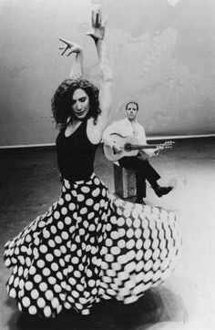 Carmen Amaya - Greatest Flamenca Dancer of Generations . #VisionaryWomen #AssoulinePublishing