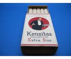 Kensitas Extra Size cigarette 10 packet (LIVE)