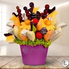 Welcome 2015 Delicious Juicy Flower has a discount on January. #yummyflower #discountedflower #frutiko