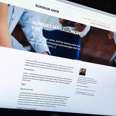 """124 Likes, 8 Comments - Rumman Amin (@rumman.amin) on Instagram: """"Redesigned my blog posts with a new layout and tweak of colours. Productive weekend over. Back to…"""""""