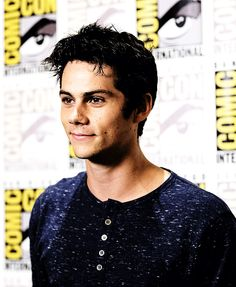Stop Dylan O´brien. I don't think I could love him more if I tried