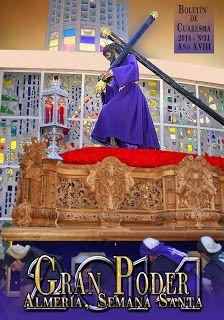 El Rincón Cofrade: Almeria. Bases del Concurso Fotografico Cartel Lun...