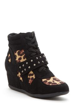 Bucco Uko Wedge Sneaker on HauteLook