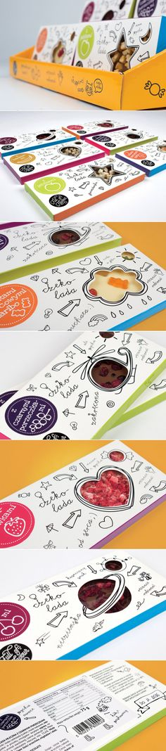 Chocolate Full of Flavour — The Dieline - Branding & Packaging Design