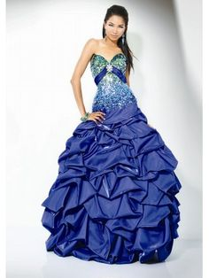 Sparkly Prom Dress With Full Gathered Skirt $400 http://wkup.co/cash_back/NDEwNTg0OTQ4/MTA1MDQ3Mg==