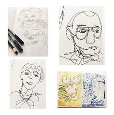 Sketchbook Prompts — Platypusfile