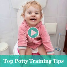 Find out if your #toddler is ready to potty train, and learn tricks to make the process easier. videos.parents.co... I am at my wits end here - need all the help/advice I can get!