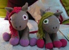 Mes poneys girls, tuto lilleliis