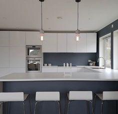 Kitchen Reno, Kitchen Remodel, Kitchen Ideas, Small Kitchen Storage, Beautiful Kitchens, Kitchen Interior, Home Projects, Home Improvement, House Design