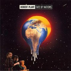 Robert Plant - Fate Of Nations front cover
