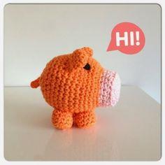 Resultado de imagen para animalitos a crochet ,pinterest. imagenes.