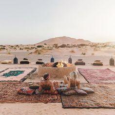 Kam Kam Dunes - Glamping in Marrakech
