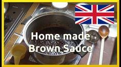 How to Make British Brown Sauce