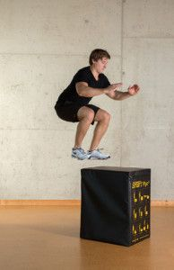 """#FRIDAYFITNESSFEATURE Let's step outside the box... literally. In fact, let's step onto the box, jump onto the box, or pushup using the box! This is the Smart Soft Plyo Cube (3-in-1). Just like the other Prism Fitness Smart products, you're never left wondering """"what to do?"""" Nine exercises are printed directly on the surface. Check out the full article here: http://eepurl.com/bX9Stz and check out our website for more information on your very own SMART SOFT PLYO CUBE…"""