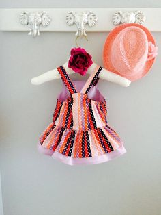 Baby girl romper purple and peach polkadots Baby Girl Romper, Baby Girls, Girls Rompers, Voici, Polka Dots, Purple, Diaper Change, Lingerie, Toddler Girls