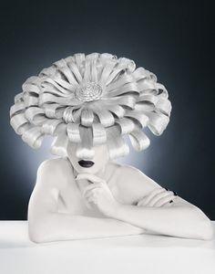 STYLING model hair ≈ :: Hair Art - Ron Goldstein