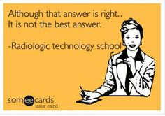 Oh my word!!! SOOOOO extremely true, along with my thoughts on every test! LOL