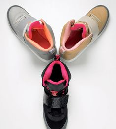 Nike Air Yeezy in All 3 Colourways