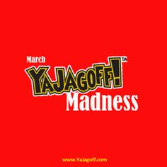Everyone else has a bracket thingy, so we will have one next week too... ranking #ThingsThatTurnPeopleIntoJagoffs --> http://yajagoff.com/2016/03/11/