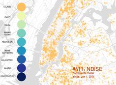 Noise Complaints of NYC - Rosalind Paradis