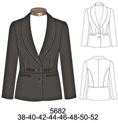 Fashion Sketchbook, Fashion Sketches, Uniform Design, Dress Sewing Patterns, Suit Fashion, Suits For Women, Capsule Wardrobe, Blouse Designs, Casual Wear