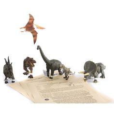 Dinosaur Model Suggestions - The Dinosaur Collection Set