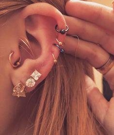 ear piercings ideas tragus