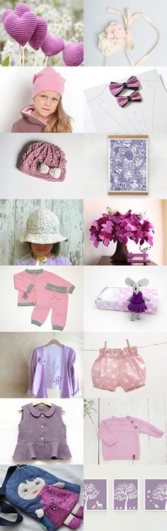 Purple in September by MinthaHandmade on Etsy--Pinned with TreasuryPin.com