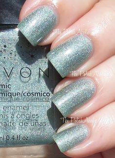 Avon Nail Enamel - Celestia (Cosmic Collection) / ThePolishAholic