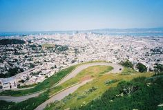 LA...taken at top of Inspiration Point trail above Will Rogers Park