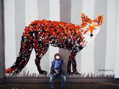 Weekend vibes and Street Art Bristol