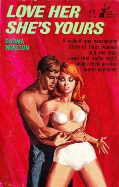 Stag Modern Novels (SP) Series, 1964.