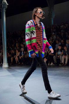 Saint Laurent SS16 Menswear Paris