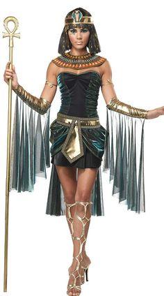 Halloween EGYPTIAN GODDESS COSTUME - Cadılar Bayramı Kostümleri