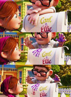 #up #movie #cute