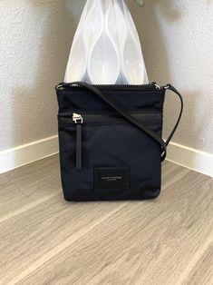 Marc Jacobs Crossbody Bag on Mercari Marc Jacobs Crossbody Bag, Marc Jacobs Handbag, Black Crossbody, Pocket, Zip, Bags, Handbags, Bag, Totes