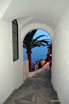 Nerja, Spain - one of the most beautiful places I've ever been to!