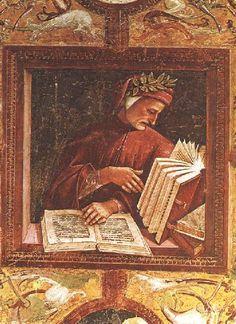Dante Alighieri por Luca Signorelli (1450-1523)