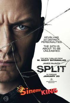 Parçalanmış izle 2016 Türkçe Dublaj, Split 2016 ABD yapımı Gerilim türüne giren ve IMDB 7.3 gibi yüksek bir puana sahip filmdir Tek part hd iyi seyirler.