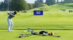 Un'ora di pratica intelligente -  http://golftoday.it/unora-di-pratica-intelligente/