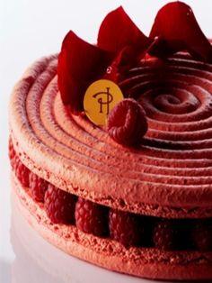 Macaron cake by Pierre Hermé's