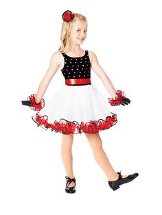 """Broadway Baby"" Child Costume (TH2014C)"