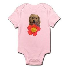 YourDesignerDog Store: puppy flower power Body Suit: A smiling pup with her smiling pink flower. Puppy Flowers, Sell Items, Stone Art, Go Shopping, Pink Flowers, Flower Power, Christmas Sweaters, Baby Onesie, Puppies