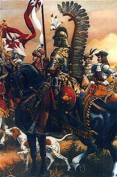 Polish Winged Hussar at Battle of Wienna 1683  (part)